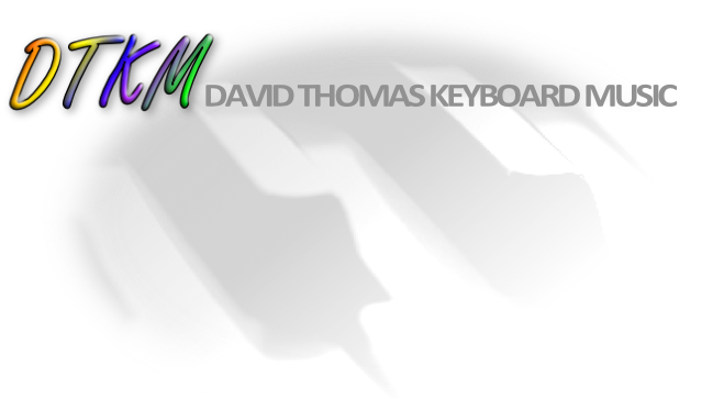 DAVID THOMAS KEYBOARD MUSIC